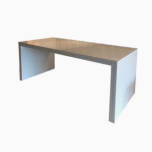 Vintage Quaderna Schreibtisch von Studio Superego für Zanotta