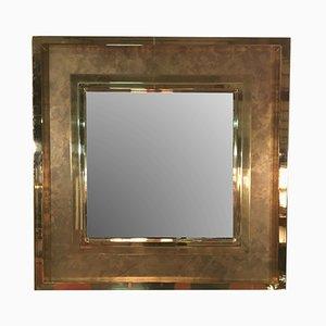 Miroir de Belgo Chrome, 1970s
