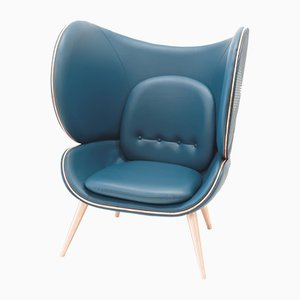 Acoma Armchair by Helena Costa & Carlos Costa for Alma de Luce