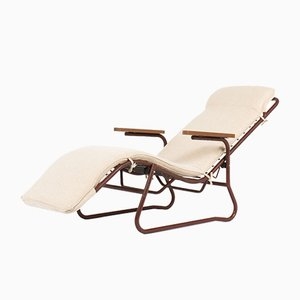 Lounge Chair by Jean Lesage for Airborne, 1950s