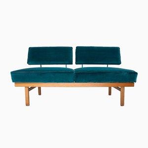 Sofá cama Stella moderno Mid-Century de Wilhelm Knoll, años 50