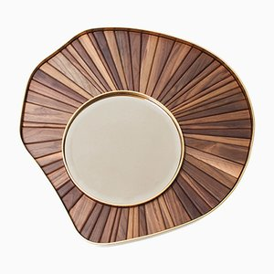 Darvaza Mirror by Pedro Teixeira for Alma de Luce