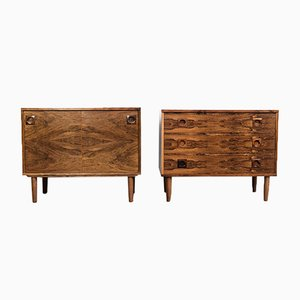 Dänisches Sideboard & Kommode Set, 1960er