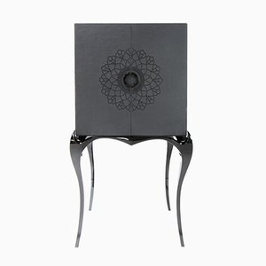 Naperon Black Cabinet by Helena Costa & Carlos Costa for Alma de Luce