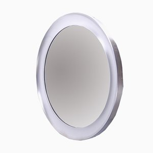 Vintage Narciso Mirror by Sergio Mazza for Artemide