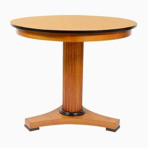 Tavolo da salotto in legno di ciliegio, anni '20