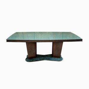 Tavolo da pranzo di Vittorio Dassi, Italia, anni '50