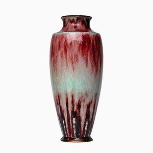 Sang de Boef Sèvres Porcelain Vase, 1930s