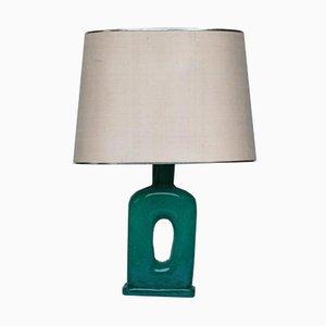 Lampada da tavolo Eugenio vintage in vetro di Murano di Barovier & Toso, anni '50