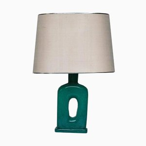 Lámpara de mesa Eugenio vintage de cristal de Murano de Barovier & Toso, años 50