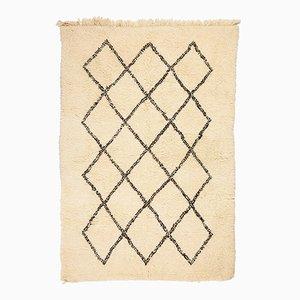 Marokkanischer Contemporary Berber-Teppich von Beni Ouarain