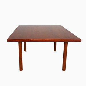 Tavolino in teak di Hans J. Wegner per Andreas Tuck, anni '50