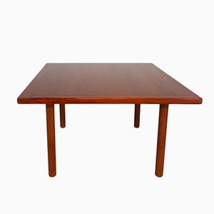 Teak Coffee or Side Table by Hans J. Wegner for Andreas Tuck, 1950s