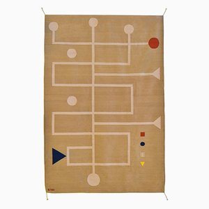Ares I_02 Rug by Marisol Centeno for Bi Yuu