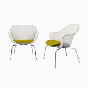 Luta Side Chairs by Antonio Citterio for B&B Italia, 2004, Set of 2