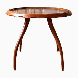 Vintage Italian Coffee Table by Gaetano Borsani for Atelier Di Varedo, 1950s