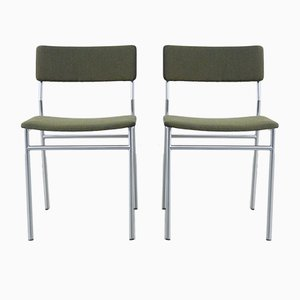 Mid-Century 07 Dining Chairs by Martin Visser for 't Spectrum, Set of 2
