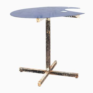 Industrial Garden Table, 1950s