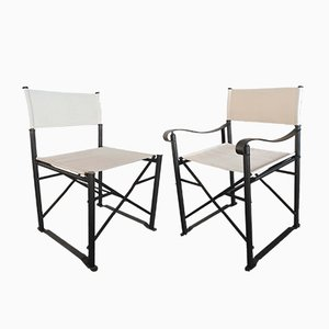 Dining Chairs from Promemoria, 1980s, Set of 8
