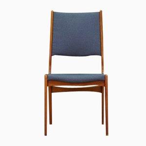 Chaise d'Appoint par Johannes Andersen pour Uldum Møbelfabrik, Danemark, 1970s