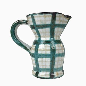 Ceramic Pitcher by Robert Picault, 1960s