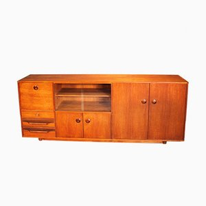 Teak Sideboard von Musterring International, 1950er