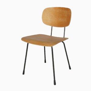 Modell 116 Stuhl aus Schichtholz von Wim Rietveld für Gispen, 1960er