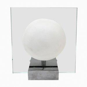 Lámpara de mesa Mid-Century moderna de Veca, años 70