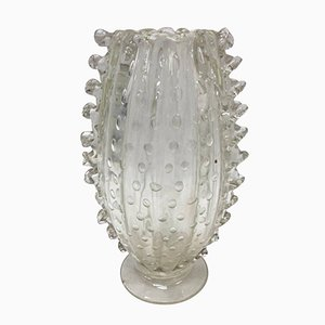 Murano Glass Vase by Barovier & Toso, 1960s