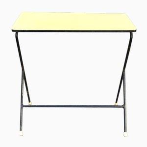 Tavolino in metallo di Pilastro, anni '60