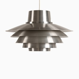 Danish Verona Pendant Light by Svend Middelboe for Nordisk Solar, 1980s