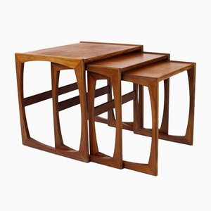Tables Gigognes de G-Plan, 1960s