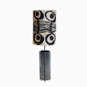 Lámpara de pie de Pierre Cardin para Sciolari, años 70