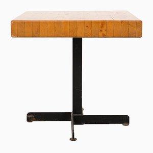 Tavolo da reception basso Les Arcs di Charlotte Perriand, anni '60