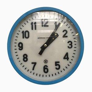 Horloge d'Usine Vintage, Russie, 1960s