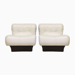 Sofaletten Seat Elements by Otto Zapf for Zapf Design, 1967, Set of 2