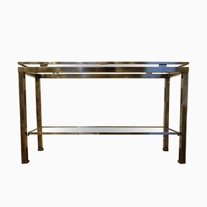Console Table by Guy Lefevre for Maison Jansen, 1970s