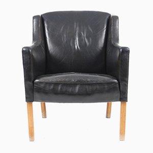 Dänischer Sessel von Ole Wanscher für A. J. Iversen, 1960er