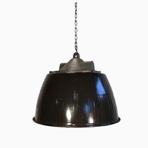 Lámpara colgante industrial vintage de fábrica