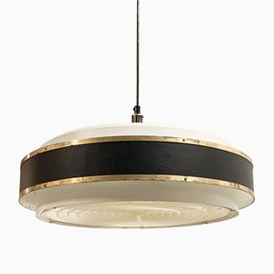 Large Mid-Century Ceiling Light from Alvesta, 1960s