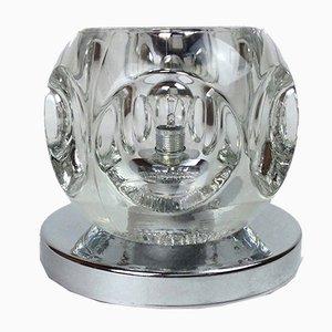 Kugelförmige Vintage Tischlampe von Peill & Putzler