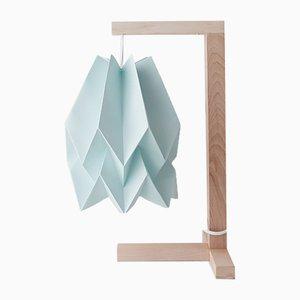 Lampe de Bureau Bleu Menthe par Orikomi