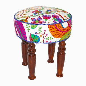 Austrian Art Deco Ash Stool