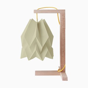 Light Taupe Table Lamp by Orikomi