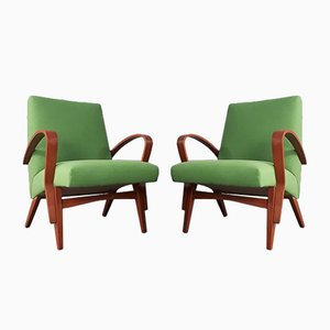 Czechoslovakian Armchairs by Jirak Frantisek for Tatra, 1960s, Set of 2