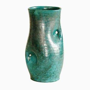 Freiform Vase von Les Potiers d'Accolay, 1950er