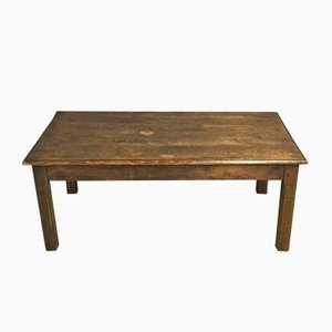 Vintage Oak Coffee Table