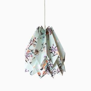 Lámpara Little Bird de origami de Orikomi