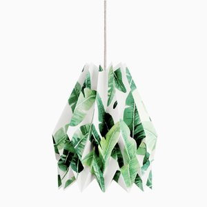 Special Edition Tropical Origami Lamp by Orikomi