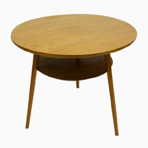 Mid-Century Modern Circular Coffee Table